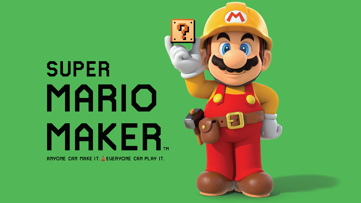 Client Name Super Mario Maker Project Information Created An Advertising Stack For The Release Of SMM Developed A Campaign Theme Idea Statement Print